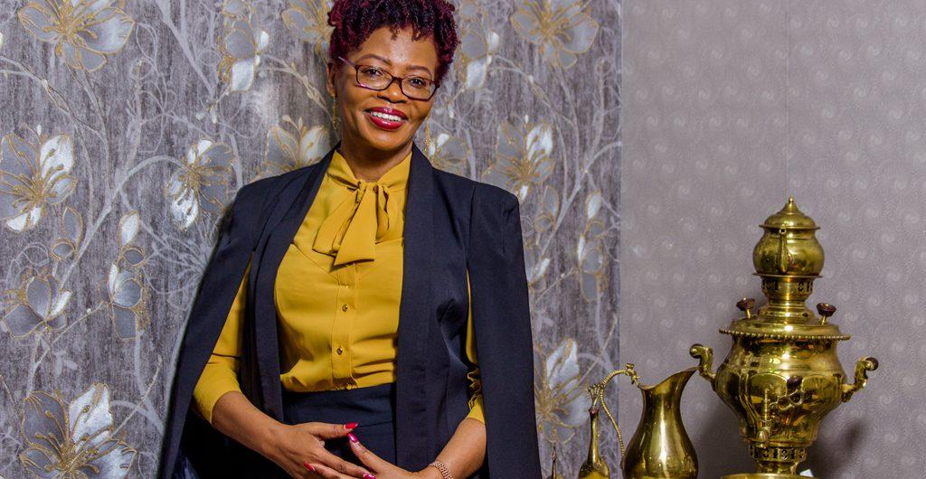 Uzapoint|Esther Muchemi - Director, Samchi Group